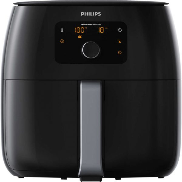Philips Avance Airfryer XXL HD9654/90 friteuse + Grillplaat