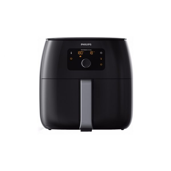 Philips Avance Airfryer XXL HD9650/90 Zwart friteuse