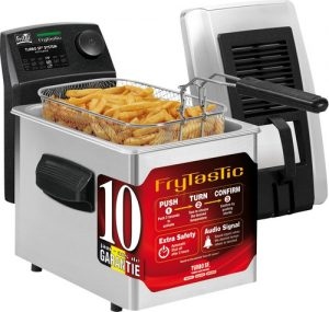Fritel Frytastic 5371 4L friteuse